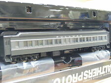 Walthers Proto H0 920-17052 82`Pullman 6-3 Sleeper Two-Tone Gray OVP (Q4747)