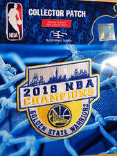 Official Golden State Warriors 2018 NBA Championship Iron or Sew On Patch