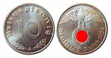 J364   10 Pfennig  1938 A in STG  100087
