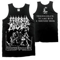 Morbid Angel Abominations of Desolation Achselshirt Tank Top/Wifebeater,Deicide