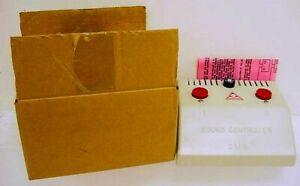 American Models SND4002 S Scale Sound Controller LN/Box