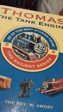 Thomas the Tank Engine 25 of the Best Stories from Railway Series Hardback Book