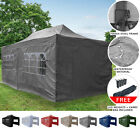 Airwave Pop Up Gazebo Waterproof Shelter 3x6m FREE Leg Weights and Carry Bag