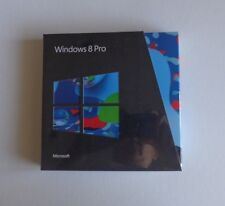 MICROSOFT WINDOWS 8 PRO FULL/ UPGRADE VERSION 64/32 (UNOPENED FACTORY SEALED)