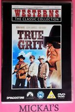 TRUE GRIT - WESTERNS THE CLASSIC COLLECTION WTCCN03 DVD PAL JOHN WAYNE OOP