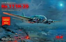 ICM 48264 - 1/48 He 111H-20 German Bomber World War II, scale model kit