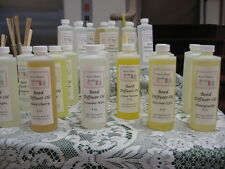 Reed Diffuser Fragrance Oil 8 oz Refill.  Many Fragrances Available!
