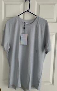 Under Armour Tom Brady Athlete Recovery Sleepwear XL Celliant Crew Shirt NWT