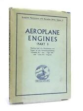 Aeroplane Engines  Books (Part 1) - Aeroplane Maintenance (Molloy E) (ID:58120)