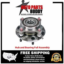 New Front Wheel Hub Bearing Assembly 4WD Tacoma, 4Runner, FJ Cruiser GX460,GX470