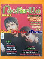rivista ROCKERILLA 244/2000 Oasis Greg Dulli Twilight Singer  Animalhouse *NO cd