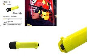 M-Fire Feuerwehr Helmlampe ATEX Zone 1 4aa EX Schutz Taschenlampe