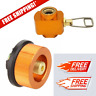 Camping Stove Propane Refill Adapter Gas Burner Filling Butane Equipment Tank