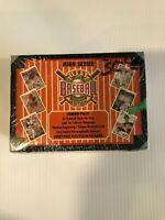 1992 UPPER DECK HIGH SERIES BASEBALL JUMBO WAX PACK BOX FACTORY SEALED