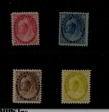 Canada   78-81  mint  NH     catalog  $1,320.00       APL0710