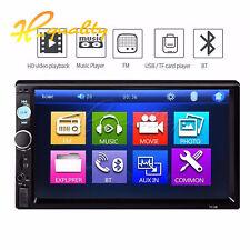 7010B 7 inch HD BT Touch Screen Car Stereo Radio MP5 Player FM/MP3/USB/AUX