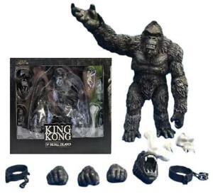 "King Kong of Skull Island 7"" Action Figure Legend 32"