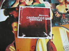 CD Pop Sincere Centerfold Girl 2T Promo COLUMBIA