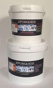 EPOSQUID2 - STUCCO EPOSSIDICO BICOMPONENTE LEGGERO GALLEGGIANTE 15 LITRI