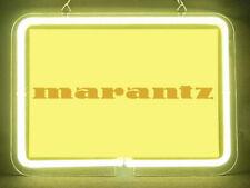 Marantz Music DJ Hub Bar Shop Advertising Neon Sign