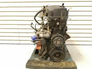 90-93 Nissan Pickup 2.4L KA24E Engine Assembly 4x2 OEM