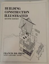 Building Construction Illustrated by Adams, C. Book The Cheap Fast Free Post