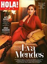 HOLA USA Spanish Edition Diciembre 2019/Enero 2020 | Eva Mendes