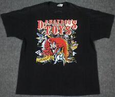 Dangerous Toys VTG 1991 Hellacious Acres Tour Concert T-Shirt XL Single Stitch