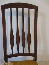 Rare Set 4 Dining Chairs Keller Mid-century Modern Eames Era MCM Tall Four