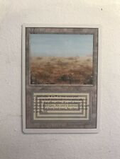 Scrubland x1 () Magic el encuentro cerca Revised Menta