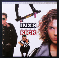 MFSL  LP  INXS   ** NEW PROMO **   KICK       Mobile Fidelity  Audiophile  MoFi