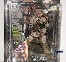 """Stan Winston Creatures TARE Realm Of The Claw With Base Cat 8"""" Action Figure"""