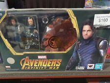 Avengers 3: Infinity War - Bucky Barnes and Tamashii Effect Impact
