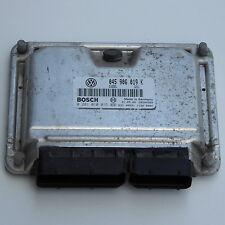 VW Lupo 3L Steuergerät 045906019K , 045 906 019 K , 0281010015 , 0 281 010 015