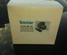 Bescor MP-101 Motorized Pan Head
