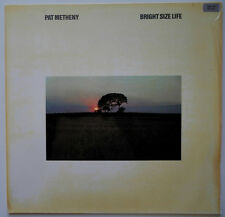 ★★ LP de ** Pat Metheny-Bright size Life (ECM Records' 76) ★★ 18805