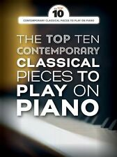 Top 10 Classical Pieces To Play On PIANO Ludovico Einaudi Max Richter Music Book