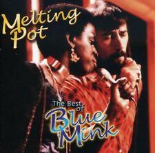 BLUE MINK - MELTING POT-THE BEST OF BLUE MINK  CD NEW+
