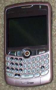 VERIZON BLACKBERRY PHONE, UNTESTED