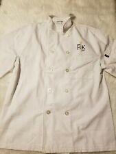 Dickies Chef Wear Unisex Classic Chef Coat Size S Gordon Ramsay Nwt