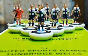 Parma Home 2010 Subbuteo team Handpainted And Decals