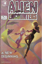 ALIEN ENCOUNTERS #1  Jun 85