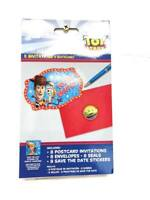 Disney Toy Story 4 Birthday Party Invitations Postcards Save the Date (8ct)
