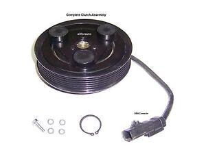 AC Compressor COMPLETE CLUTCH Fits; Dodge Nitro 3.7 Liter 2009 2010 2011 A/C
