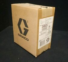(NEW SEALED) GRACO 24B626 OVERMOLDED DIAPHRAGM KIT PTFE FOR HUSKY 1050 SERIES