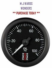 Stack Car Styling Gauges & Dial Kits