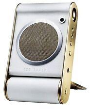 Ted Baker Audio Fastnet High Performance Wireless Bluetooth Speaker White & Gold