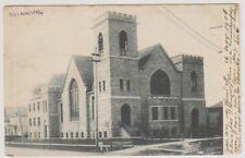 Canada postcard - Winnipeg Church, Manitoba - P/U
