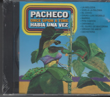 FANIA Mega RARE CD First Pressing PACHECO por demanda popular YO SOY CANDELA