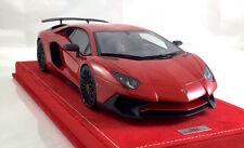 1/18 MR Lamborghini Aventador LP 750-4 Superveloce SV Rosso Bia Red